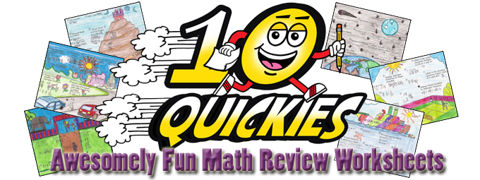 cool math review worksheets