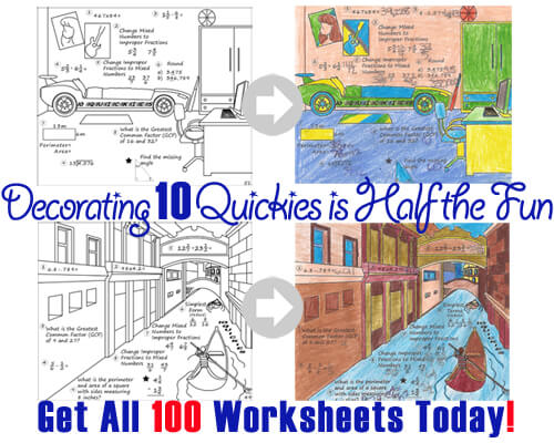 Order Here - Get 100 Worksheets